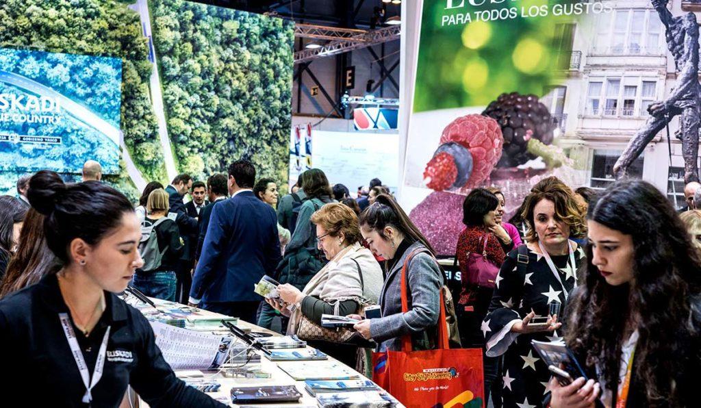 شرکت ایران در نمایشگاه گردشگری اسپانیا