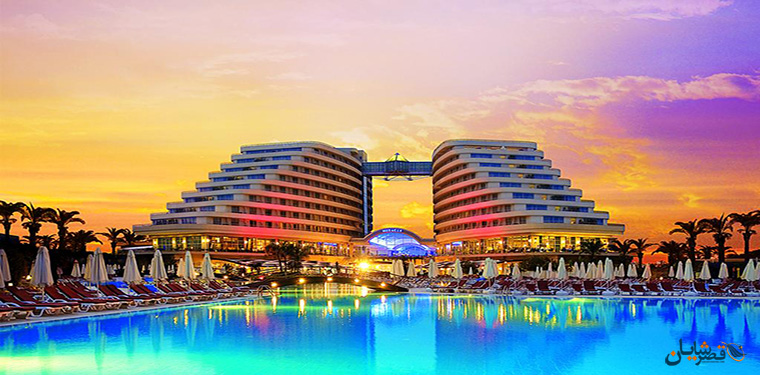 Miracle Resort Hotel Antalya