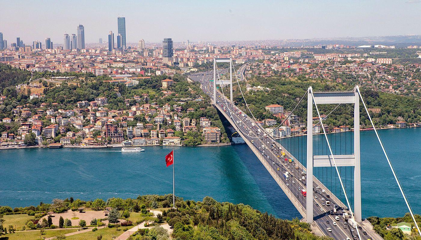 تور استانبول تیر 1400